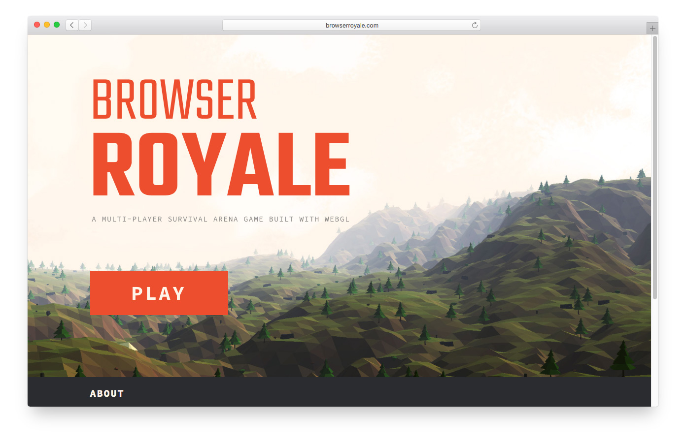 Browser Royale